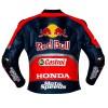 Men's Nicky Hayden Honda Redbull WSBK 2017 Racing Leather Jacket
