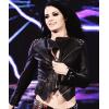 Saraya Jade Bevis Paige WWE Studded Premium Leather Jacket
